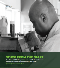 Stuck from the Start – African Americans and Entrepreneurship