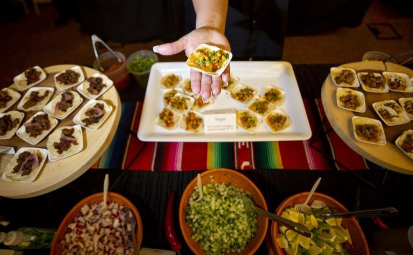 Small Caterers Get a Foot in the Door at DU
