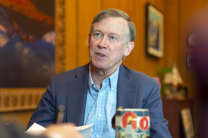 John Hickenlooper Shares Details of His Plan to Help Small Businesses