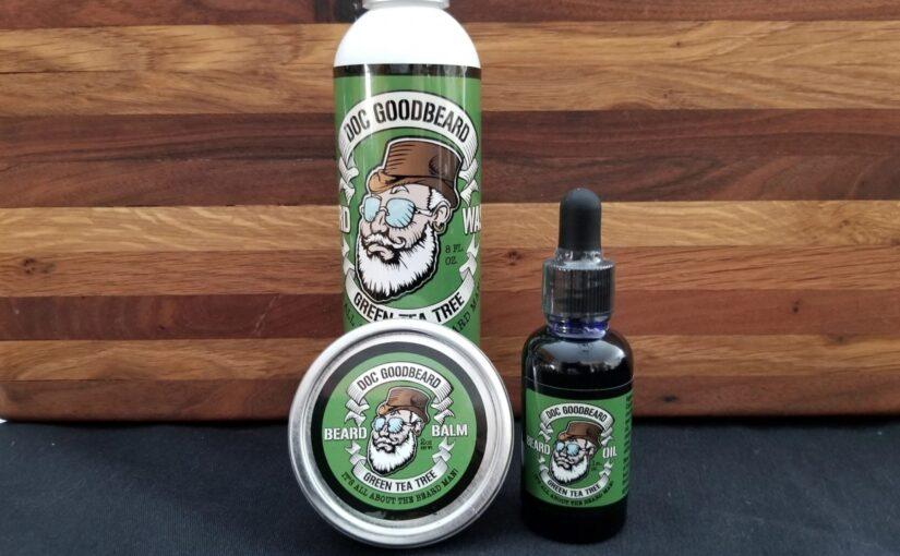 Beard Care Meet: Doc Goodbeard